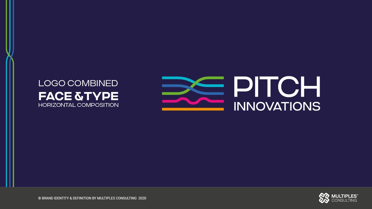 Pitch Innovations combined logo