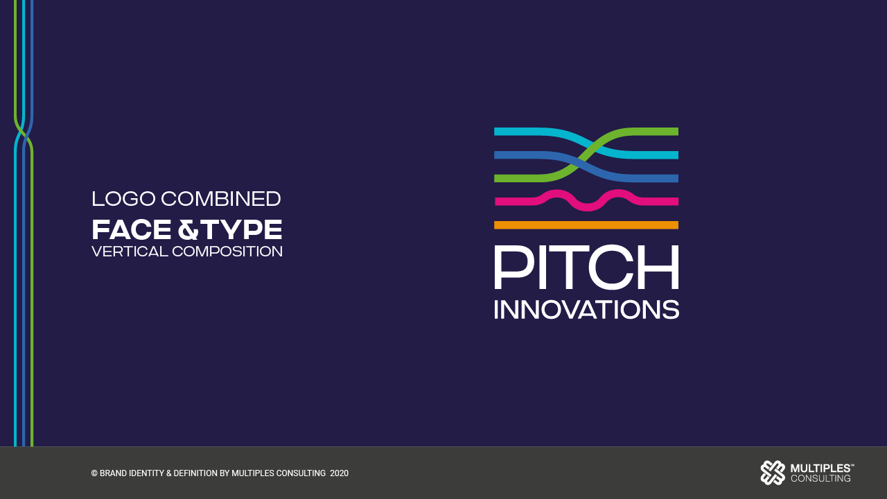 Pitch Innovations vertical logo