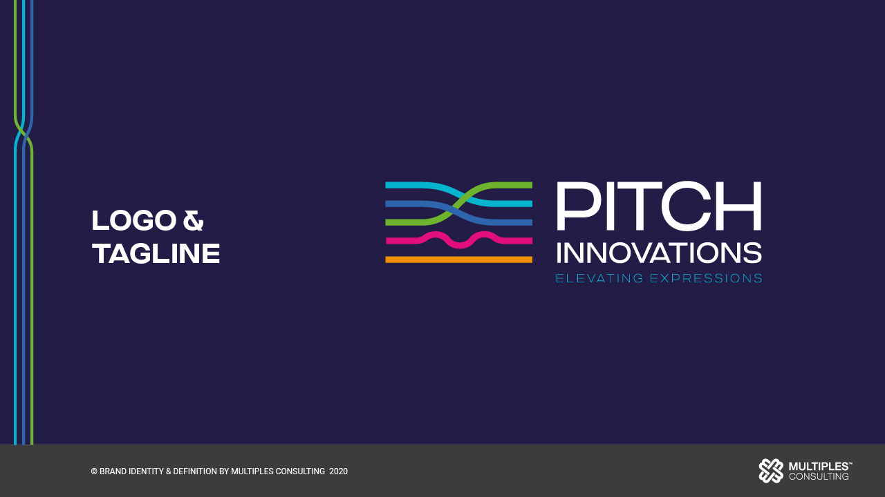 Pitch Innovations logo and tag line